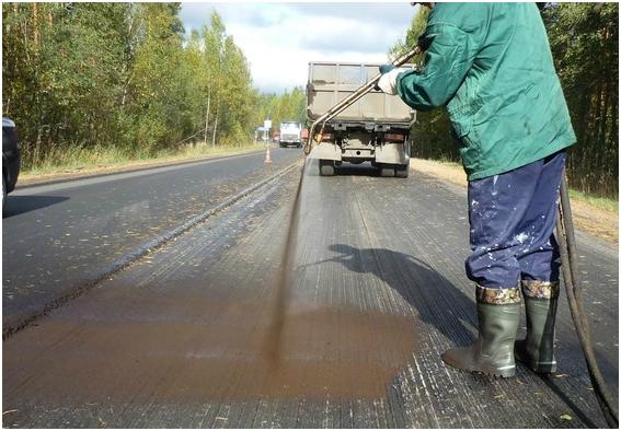 Гидроизоляция дороги где заказать наливной пол